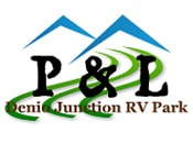 P & L Denio Junction RV Park Logo, Denio, NV